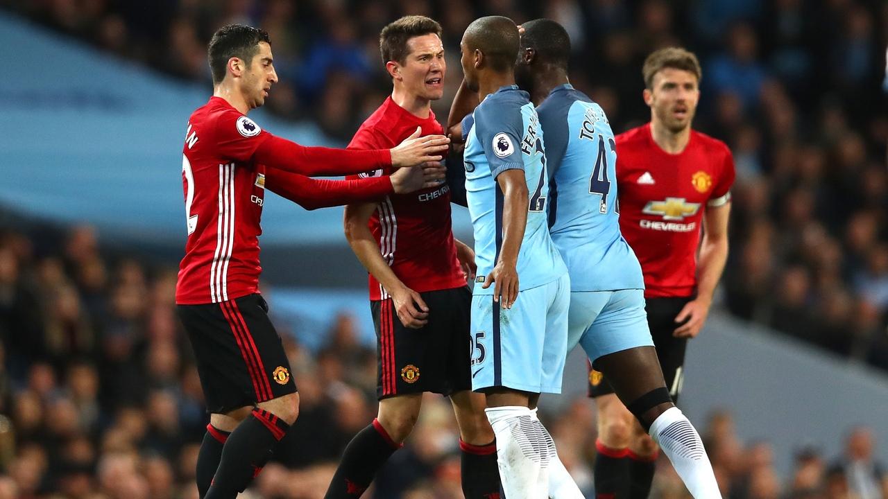 дерби между ФК «Манчестер Сити» и ФК «Манчестер Юнайтед»