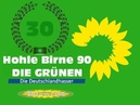 Hohle Birne 90 Die Grünen