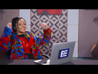 Pop Star Reacts To Try Not To Sing Your Own Songs Challenge   Becky G