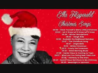 Ella Fitzgerald - Christmas Songs (FULL ALBUM)