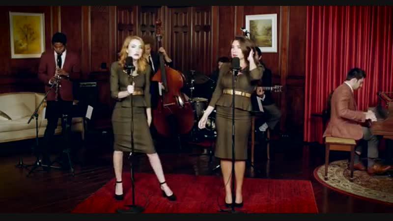 The Boy Is Mine - Brandy Monica (Vintage 40s Cover) ft. Emily Juliette Goglia