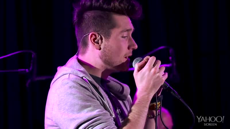 Bastille The Draw Live at Yahoo Strings Session 2014