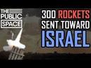 Rockets Sent Toward Israel w Halsey Schlomo TPS 218