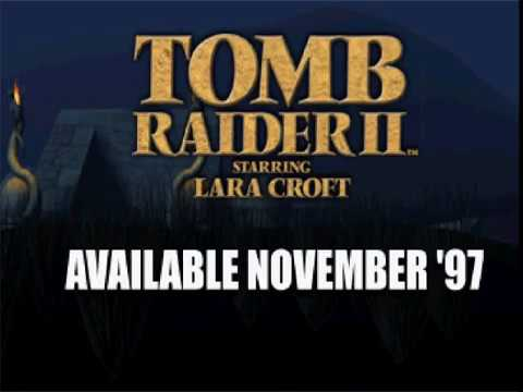 [PS1USA] Tomb Raider II (Demo) [1997.09.21] - Level 01 The Great Wall