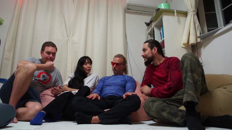 Интервью с Робом Риннером и Хироми Гото. Будзинкан Ниндзюцу.