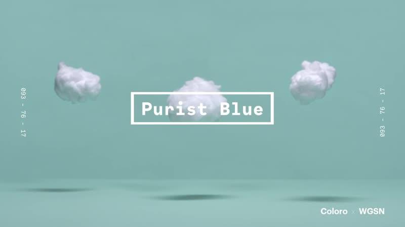 Purist Blue – colors 2020