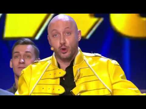КВН Кубок Мэра Москвы | Команда КВН Вятка | Ярослав Буймов на 1 канале