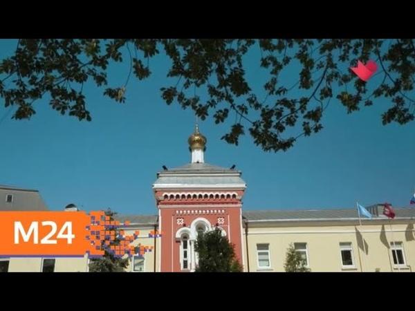 Вера, Надежда, Любовь: часовня иконы Божией Матери Неопалимая Купина - Москва 24