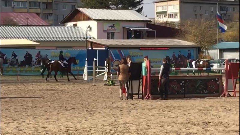Сафонова Саша и Закон 120 см