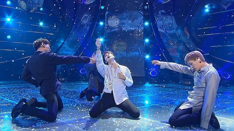 《Comeback Special》 SHINEE(샤이니) - Who Waits For Love(독감) @인기가요 Inkigayo 20180617