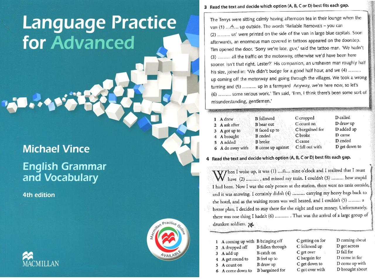 LANGUAGE PRACTICE ADVANCED: EDITION