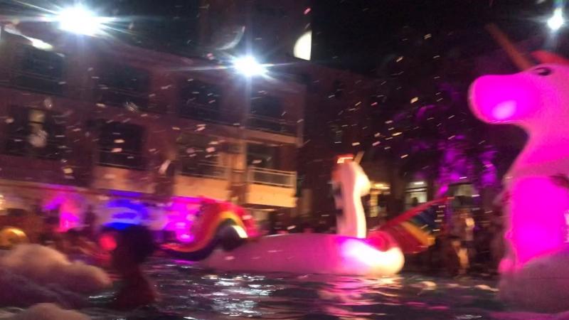ISY Pool Party Haikou