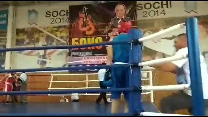 Артём Труфанов бой Мордовия полу финал!