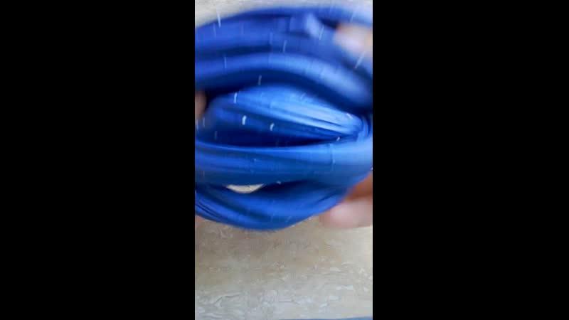 Баттер синий