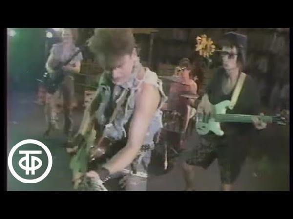 Колхозный панк группа Сектор газа Всем деревенским панкам посвящается 1991