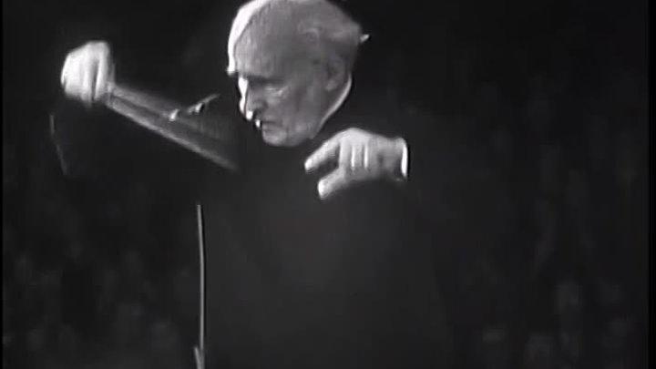 ARTURO TOSCANINI The Television Concerts 1948 1952 Vol 5 Franck Sibelius Debussy Rossini Beethoven Respighi 15 03 1952