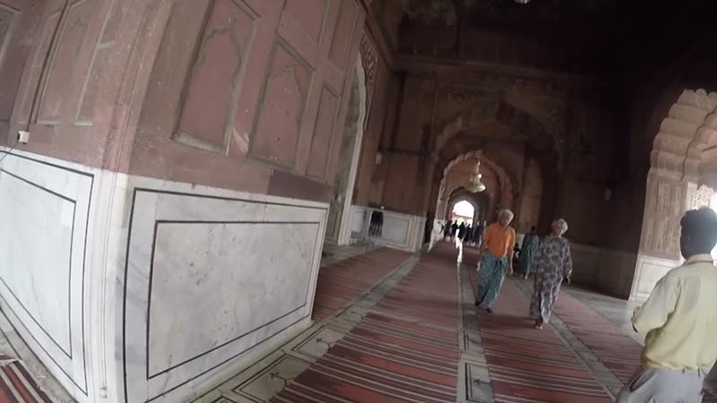 Moti Masjit Mosque New Delhi