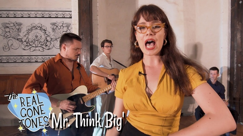 'Mr. Think Big' THE REAL GONES TONES (Firebirds Festival) BOPFLIX SESSIONS