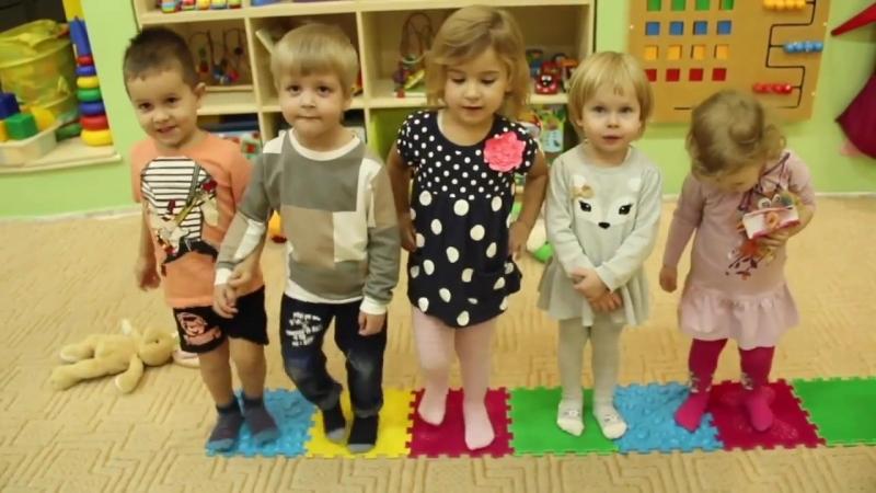ОРТО ПАЗЛ в детском саду