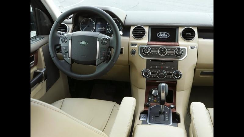 Проблема показаний уровня топлива на Land Rover Discovery 4 Ленд Ровер Дискавери 4 2011 года 1ч