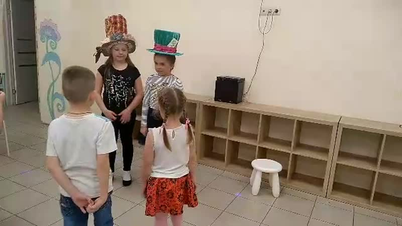 23.12.2018 г. ДР Аделины. Свинка Пеппа