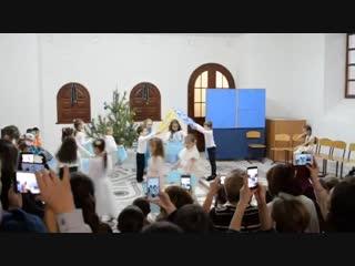 """Рождественский утренник в центре для дошколят """"Родничок"""""""