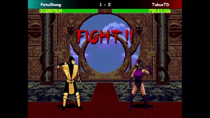 Mortal Kombat 2. I Season. League. Круг 1, Тур 5. PetuShong vs TubusTD