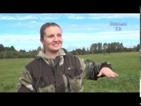 На территории Вяземского района у д. Трошино проходит «Вахта Памяти – 2018»
