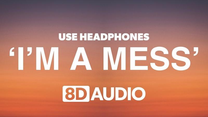 Bebe Rexha - I'm A Mess (8D Audio) 🎧