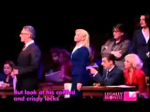 Legally Blonde The Musical Gay or European