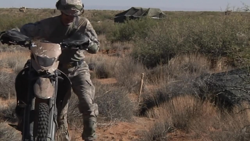 Тактический Мотоцикл Military dirt bikes and all terrain vehicles