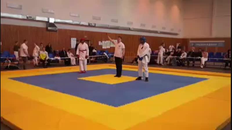 Бой за первое место - Канев Даниил