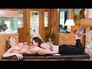 Britney Amber, Jade Nile - Marital Problems [Kissing, Pussy Licking, Big Tits, Tribbing, MILF, Body Massage, Lesbians, 1080p]
