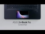Интерактивный вспомогательный дисплей ScreenPad от ASUS