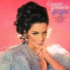 Connie Francis альбом Connie Francis Sings The Songs Of Les Reed