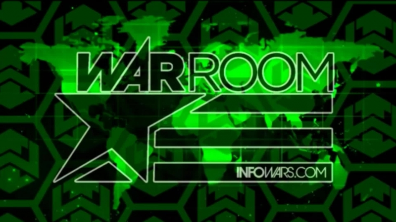 LIVE STREAM: WAR ROOM SHOW with ROB DEW, OWEN SHROYER ROGER STONE - 14th September 2018