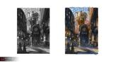 Vuogle - Landscape painting ( Digital Painting )