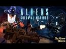 КАКИЕ ТО У ВАС МЫШИ НЕ ТАКИЕ ► Aliens Colonial Marines