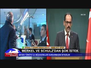 Kanal 7de Sabah - 8 Şubat 2018 - 02