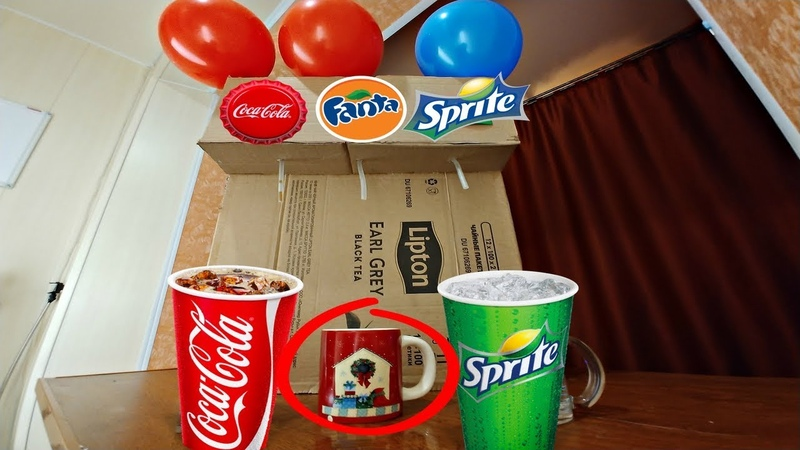 How to Make Coca Cola Soda Fountain Machine with 3 Different Drinks at Home 1