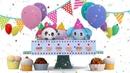 МАЛЫШАРИКИ - С Днем Рождения - Детские песенки про День Рождения / Теремок песенки для детей