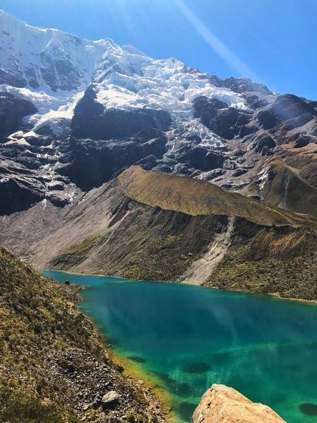 Озеро Хумантай, Перу
