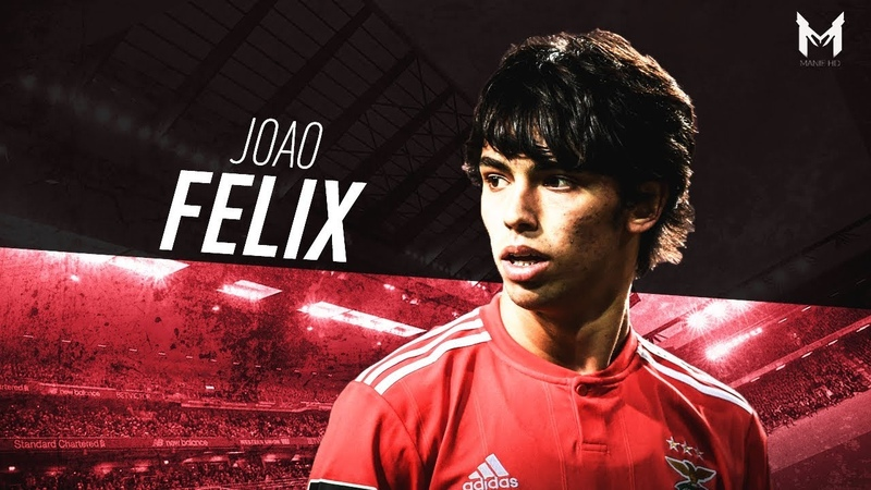 João Félix 2019 ● The Golden Boy ● Sublime Dribbling Skills, Goals Assists | HD