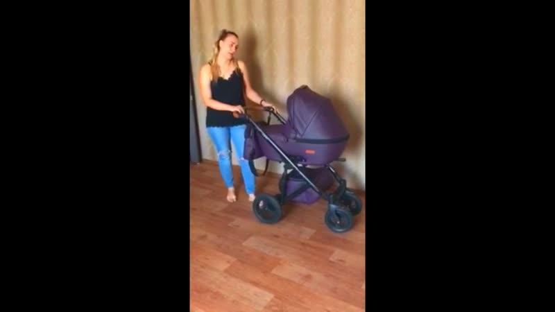 Отзыв о детской коляске от Елены город Брянск