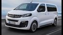 2019 Opel Zafira Life interior Exterior and Drive