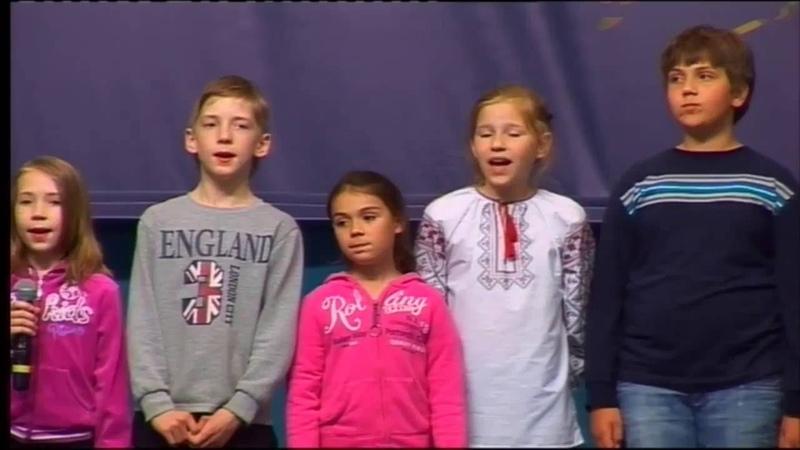 Пример 1 Детское служение Исполняйтесь Святым Духом