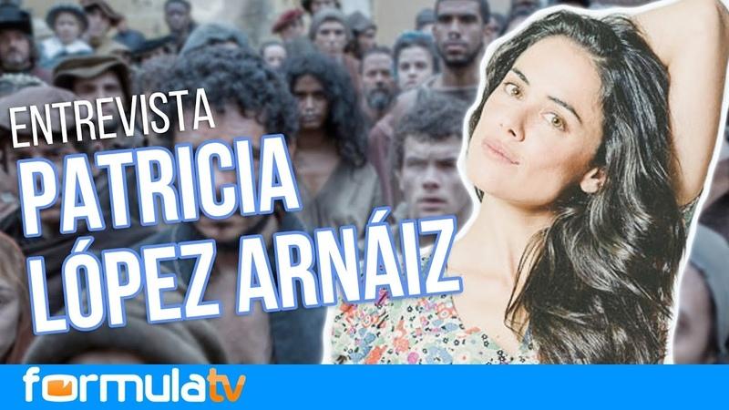Patricia López Arnaiz (La Peste) valora la libertad que tiene trabajar para una plataforma de pago