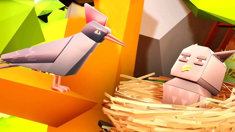 Woodpecker and Owl English Moral Stories for Kids 3D Animated Bedtime Stories for Children