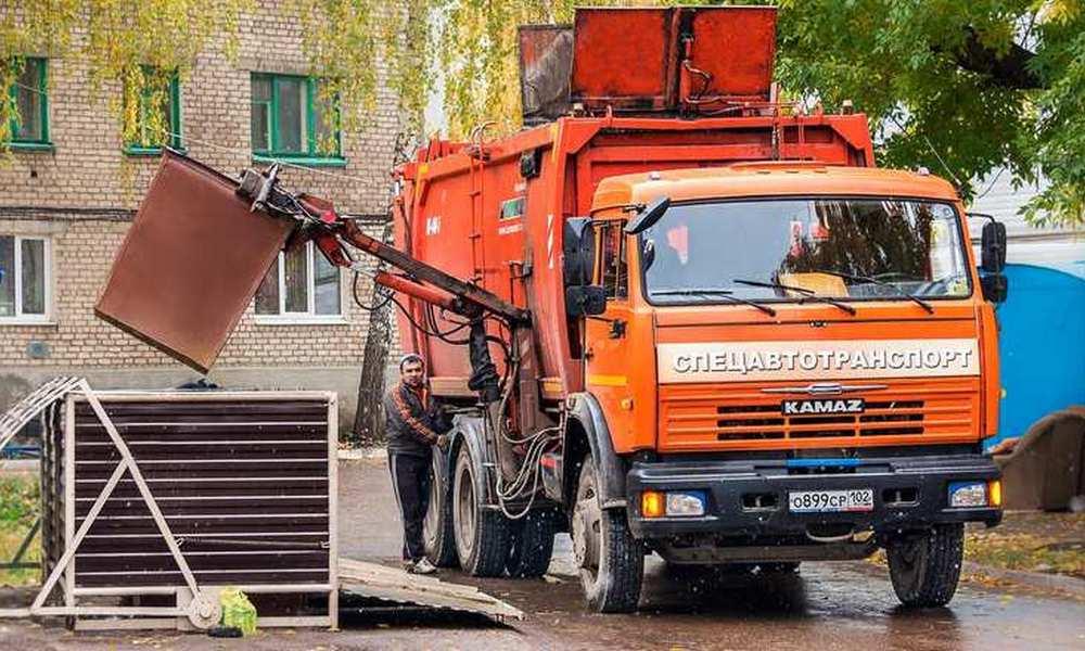 Власти Татарстана могут пересмотреть завышенные тарифы на вывоз мусора