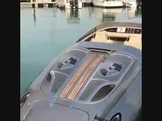 Porsche speed boat🚀🚀🚀